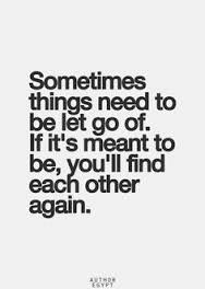 Things Meant To Be